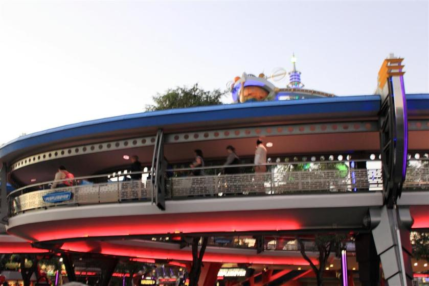 Broken People Mover