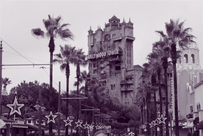 photoshopped Tower of Terror