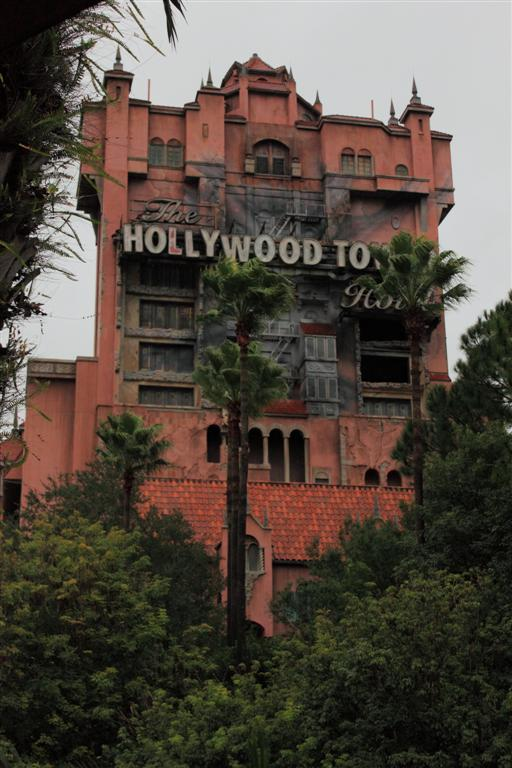 Tower of Terror!